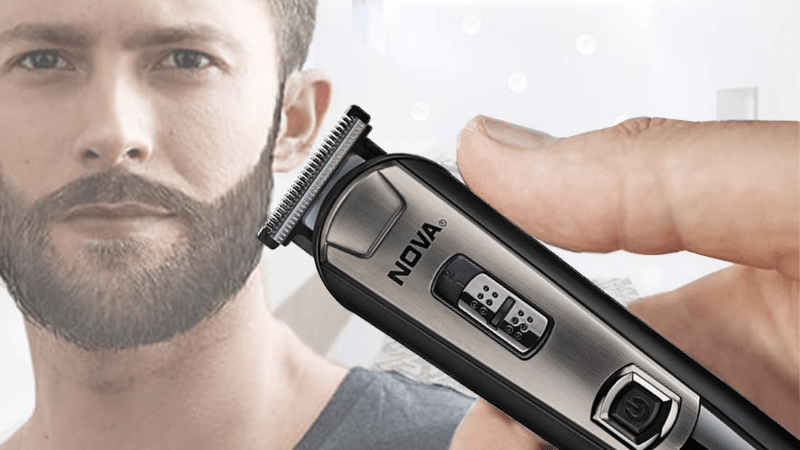Nova NG 1153 Trimmer For Men