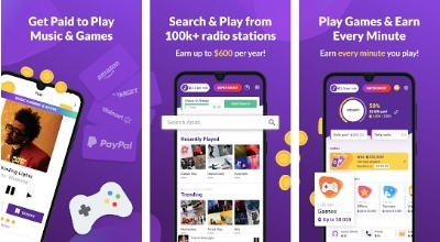 Earn Money While Listening To Songs