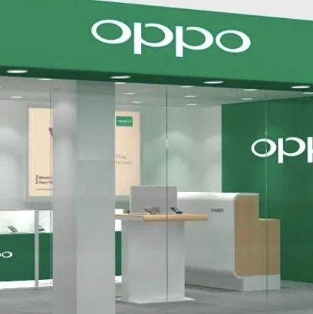 Oppo E-Store In India