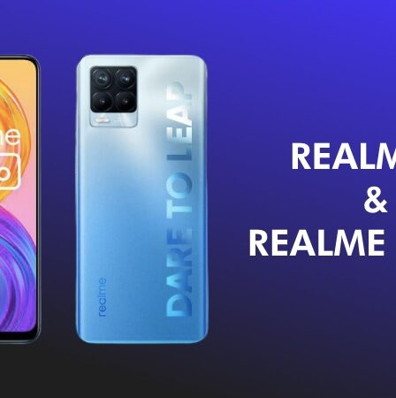 Realme 8 and Realme 8 pro launch