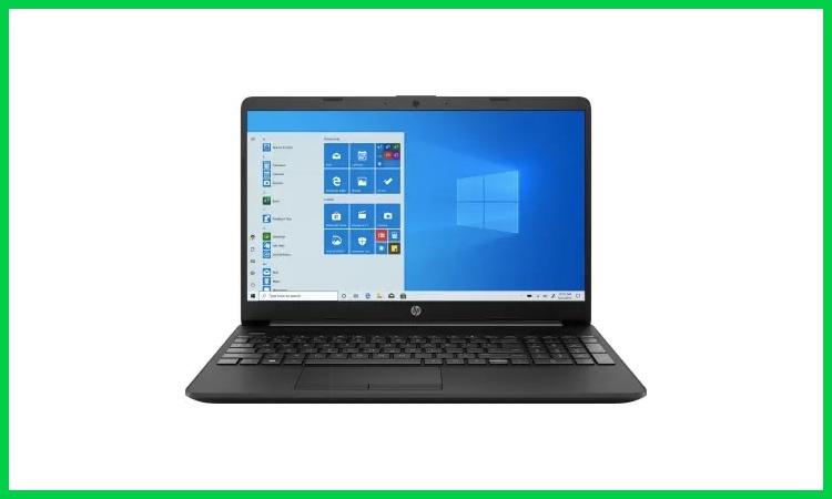 HP 15s Dual Core Laptop